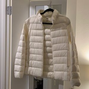 Uniqlo Like New Puffer Jacket